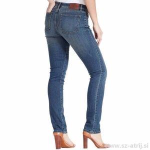 Ralph Lauren   Modern Curvy Straight Leg Jean High
